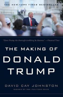 Making Of Donald Trump (BOK)