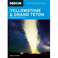 Moon Yellowstone & Grand Teton (BOK)