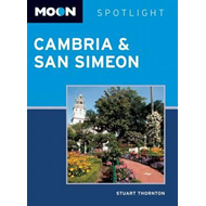Moon spotlight Cambria & San Simeon (BOK)