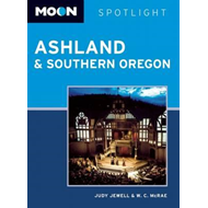 Moon Spotlight Ashland & Southern Oregon (BOK)