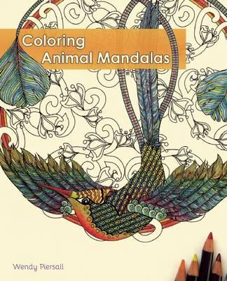 Coloring Animal Mandalas (BOK)