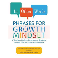 In Other Words: Phrases for Growth Mindset (BOK)