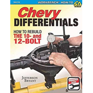 Chevy Differentials How to Rebuild the 10- and 12-Bolt (BOK)