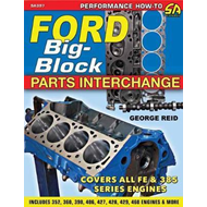 Ford Big-Block Parts Interchange (BOK)