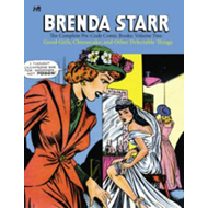 Brenda Starr the Complete Pre-Code Comic Books (BOK)