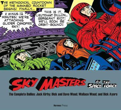 Sky Masters of the Space Force: the Complete Dailies 1958-19 (BOK)