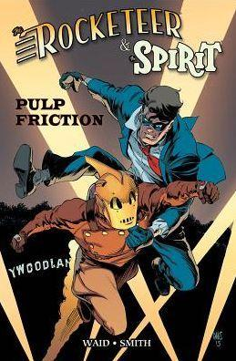 Rocketeer / the Spirit (BOK)