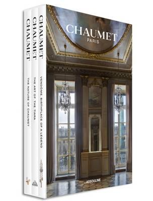 Chaumet 3 Volume Slipcased Set (BOK)