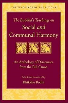 Buddha's Teaching on Social and Communal Harmony (BOK)