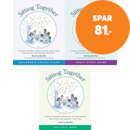 Produktbilde for Sitting Together - A Family Centered Curriculum on Mindfulness (BOK)