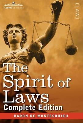 Spirit of Laws (BOK)