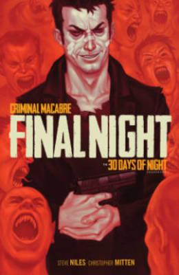 Criminal Macabre: Final Night - The 30 Days of Night Crossover (BOK)
