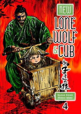 New Lone Wolf And Cub Volume 4 (BOK)