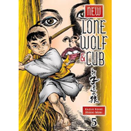 Produktbilde for New Lone Wolf & Cub Volume 5 (BOK)