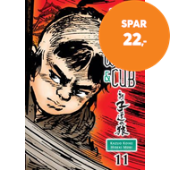 Produktbilde for New Lone Wolf And Cub Volume 11 (BOK)