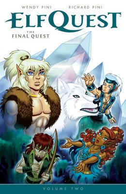 Elfquest: The Final Quest Volume 2 (BOK)