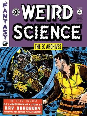 EC Archives: Weird Science Volume 4 (BOK)