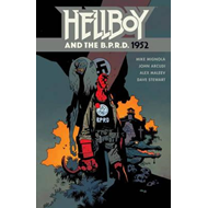 Hellboy And The B.p.r.d: 1952 (BOK)