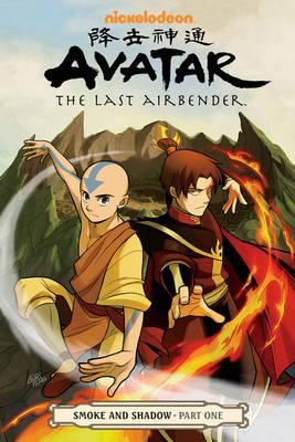 Avatar: The Last Airbender - Smoke And Shadow Part 1 (BOK)