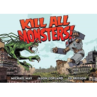 Kill All Monsters Omnibus Volume 1 (BOK)
