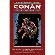 Chronicles Of Conan Volume 32: The Second Coming Of Shuma-go (BOK)