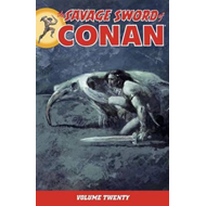 Savage Sword Of Conan Volume 20 (BOK)