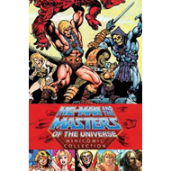 He-man And The Masters Of The Universe Minicomic Collection (BOK)