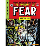 EC Archives: The Haunt of Fear Volume 3 (BOK)