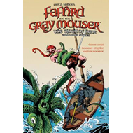 Fritz Leiber's Fafhrd And The Gray Mouser: Cloud Of Hate And (BOK)