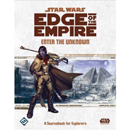 Star Wars: Edge of the Empire RPG - Enter the Unknown (BOK)