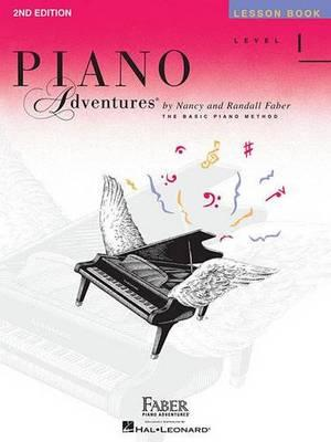Piano Adventures, Level 1, Lesson Book (BOK)