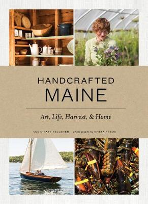Handcrafted Maine (BOK)