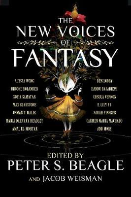 New Voices of Fantasy (BOK)