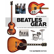 Babiuk Andy Beatles Gear the Ultimate Edition BAM Book (BOK)
