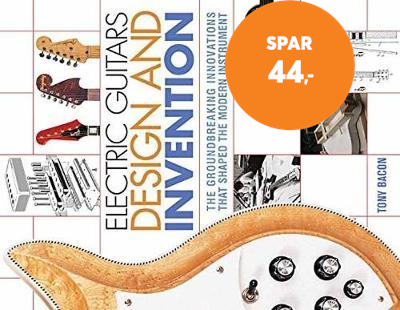 Electric Guitars Design and Invention (BOK)