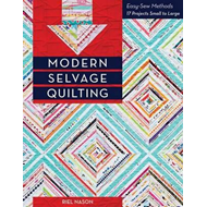 Modern Selvage Quilting (BOK)