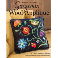 Gorgeous Wool Applique (BOK)