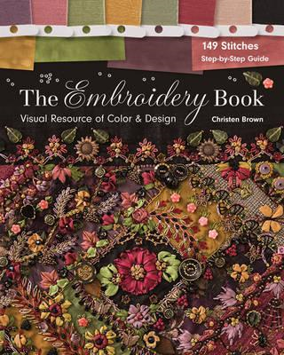 Embroidery Book (BOK)