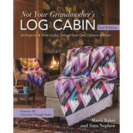 Not Your Grandmother's Log Cabin (BOK)