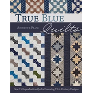 True Blue Quilts (BOK)