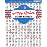 Happy Quilter Word Search (BOK)