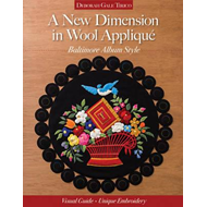 New Dimension in Wool Applique (BOK)