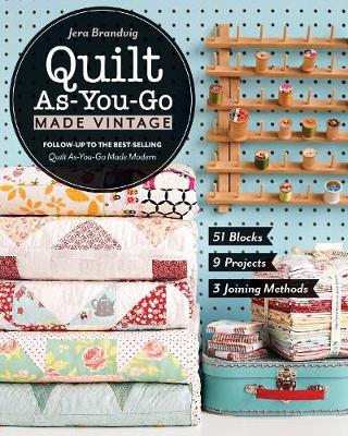 Quilt As-You-Go Made Vintage (BOK)