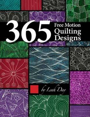 365 Free Motion Quilting Designs (BOK)