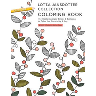 Lotta Jansdotter Collection Coloring Book (BOK)