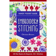 Embroidery Stitching Handy Pocket Guide (BOK)