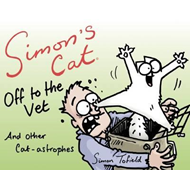 Simon's Cat Off to the Vet . . . and Other Cat-Astrophes (BOK)