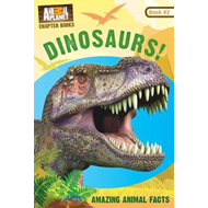 Animal Planet Chapter Books: Dinosaurs! (BOK)