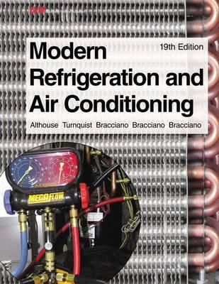 Modern Refrigeration and Air Conditioning (BOK)
