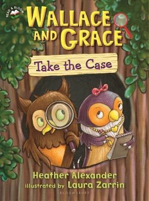 Wallace and Grace Take the Case (BOK)